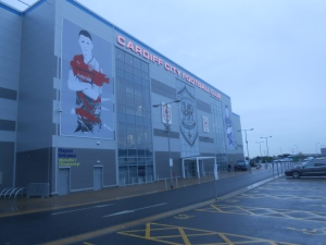 Foreign investment at Cardiff City has benefited the youth academy.