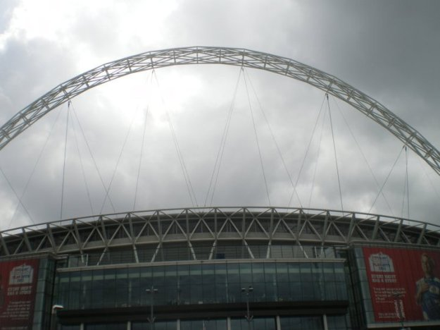 Wembley was the stage once again for the Football League Play-offs